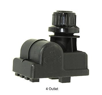"""Barbacoa Funland 4 Outlet """"AA recargable botón Módulo de encendido electrónico de repuesto para"""