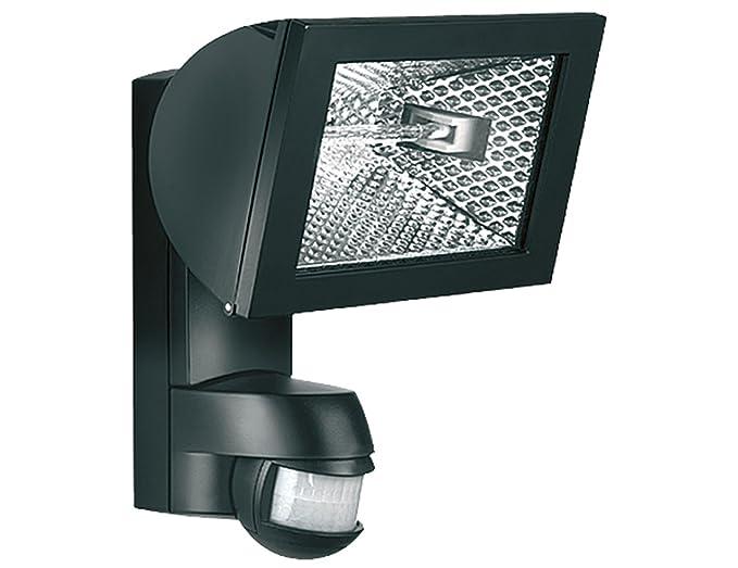 ESY-LUX AF500/200 - Foco halógeno de 500 W con sensor de movimiento