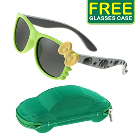 fbe1cfb7b2a4 Baby Sunglasses with 100% UVA UVB Protection