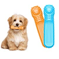 Dog Chew Toys, Durable Dog Toys for Aggressive Chewers Medium/Small Breed , Tough Toys for Dog Teeth Cleaning and…