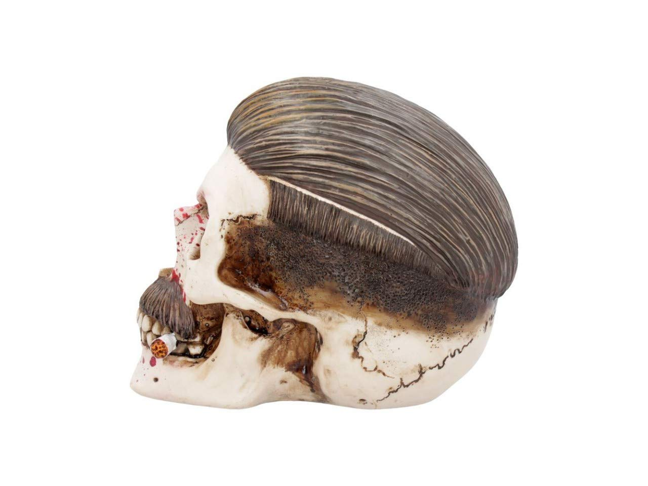 Nemesis Now Cráneo Decorativo Birmingham Henchman - 18.5cm: Amazon.es: Hogar