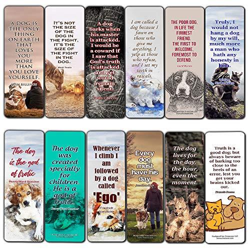 Dog Art Bookmark - 2