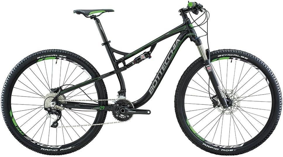 Bottecchia 2665403031 - Mountain Bike 29 lagorai FS t.16,5: Amazon.es: Deportes y aire libre