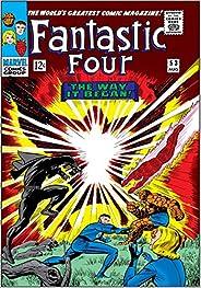 Fantastic Four (1961-1998) #53 (Fantastic Four (1961-1996)) (English Edition)
