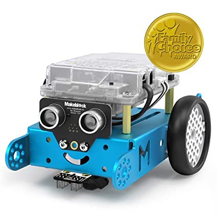 Amazon Com Makeblock Mbot Robot Kit Family Choice Awards In Toys
