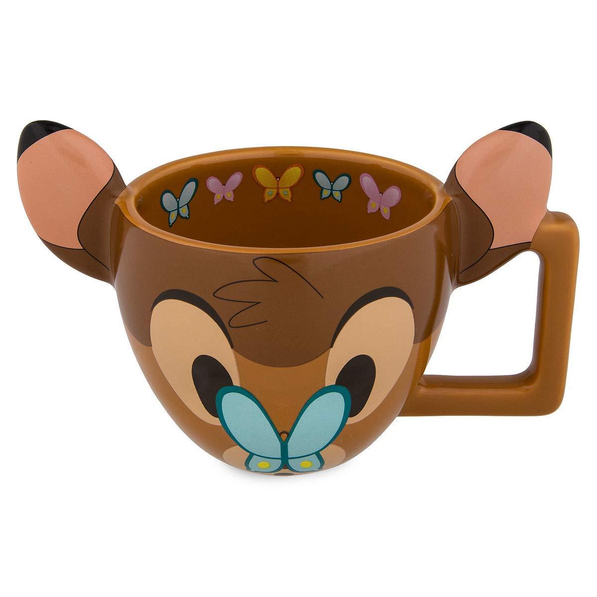 Disney Parks Bambi Emoji Ceramic Mug
