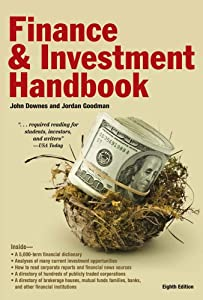 Barron's Finance and Investment Handbook (Barron's Finance & Investment Handbook)