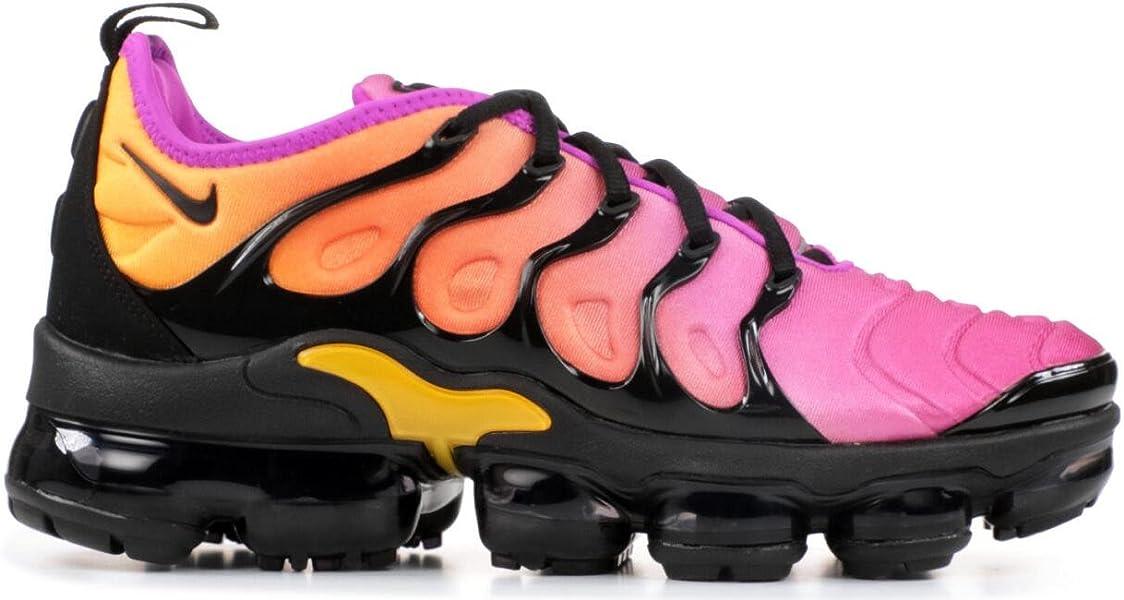 Air Vapormax Plus TN Sherbet AO 4550 004 Black Zapatillas de Running para Hombre Mujer