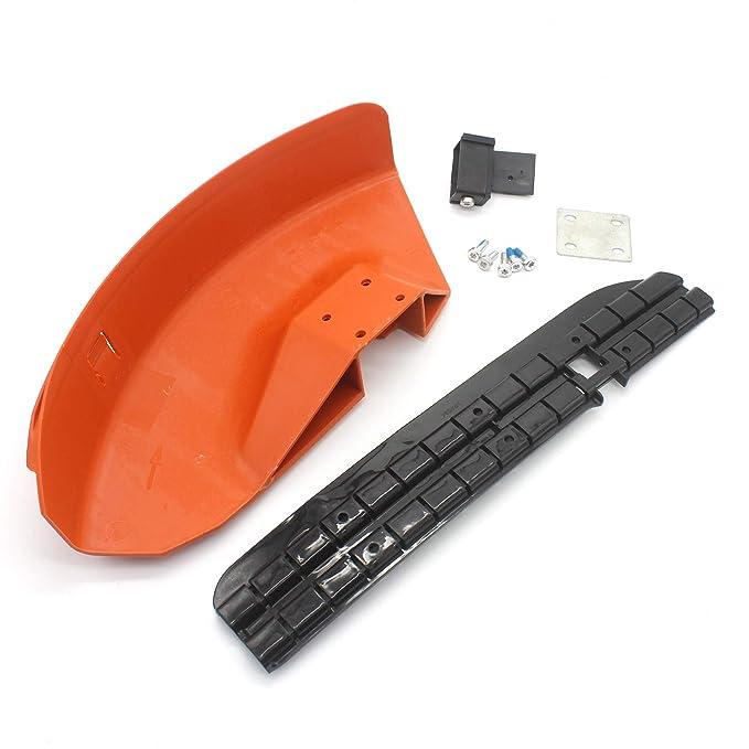 MODIFY-GT Trimmer Strimmer Deflector Guard Fit STIHL FS110 FS130 FS160 FS180 FS200 FS220 FS240 FS250,Replaces # 4119 007 1013,4119 007 1027