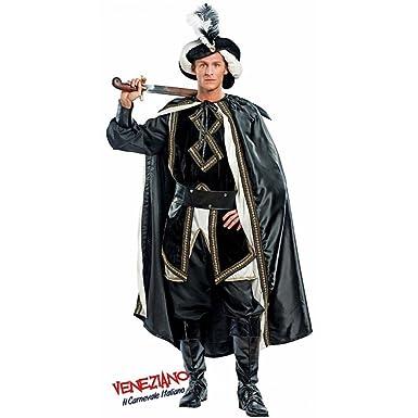 Amazon.com: Disfraz medieval de hombre de lujo Fierce ...