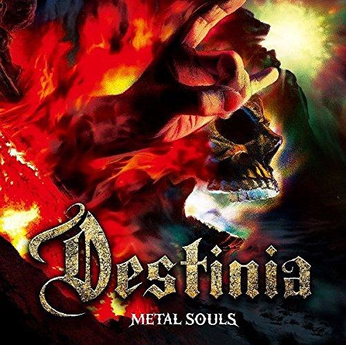 CD : Destinia - Metal Souls (CD)