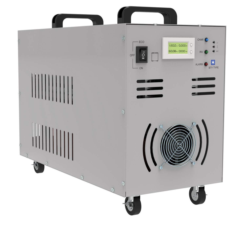 Solinba 5000W DC48v a AC230v 50Hz Inversor/Pico 15000w Pure Sine ...