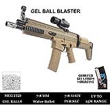SHUNDATONG Toy Gun JinMing M4 Terminator V1 Water Crystal Gel Ball