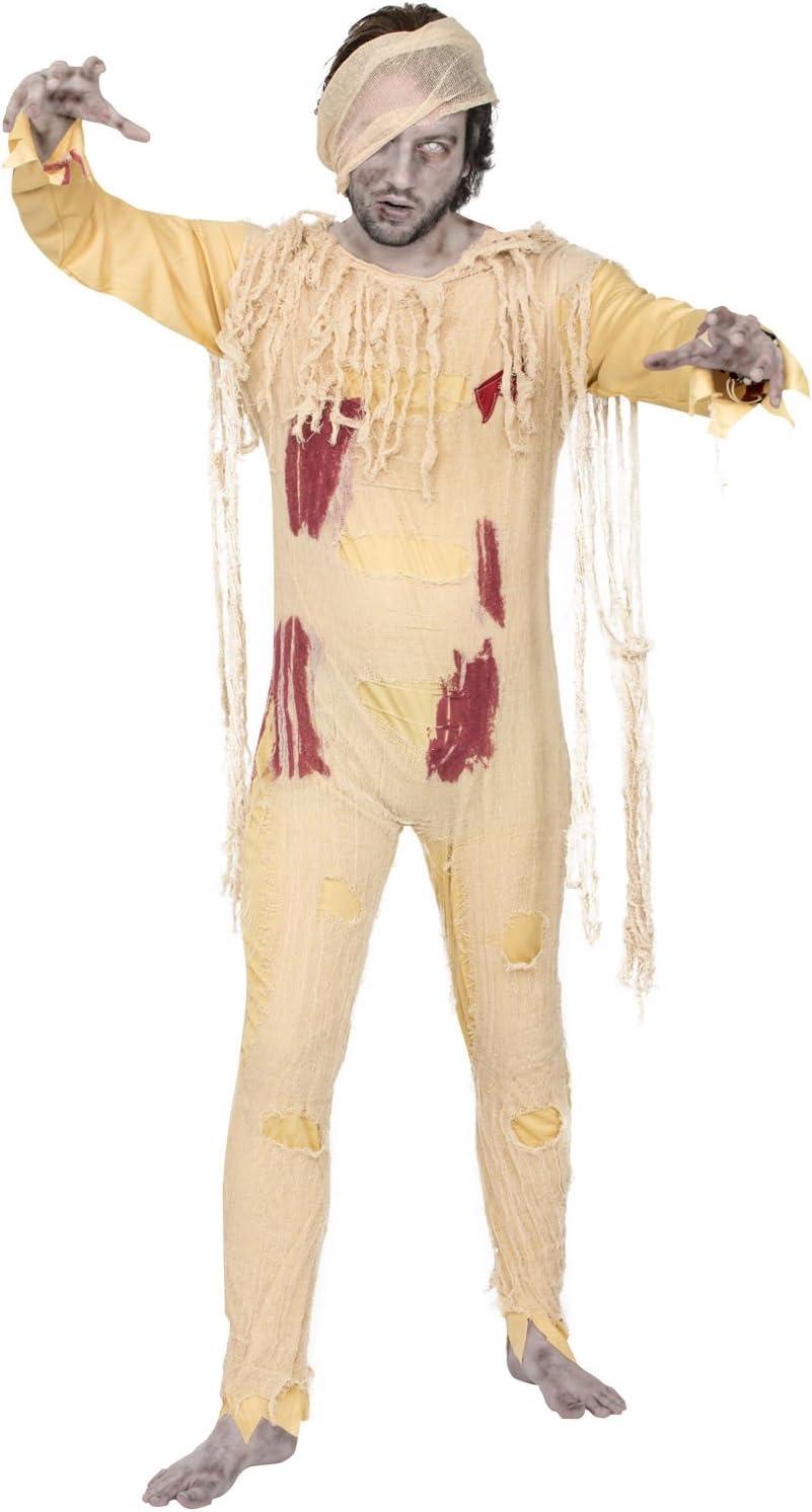 Generique - Disfraz Momia sangrienta Halloween XL: Amazon.es ...