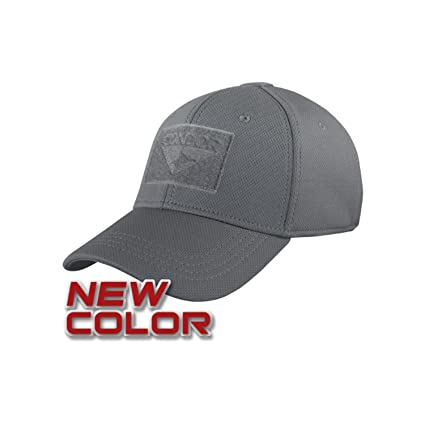 Condor Flex Fit Cap Hat - Graphite Grey - Small - 161080-018-S ...