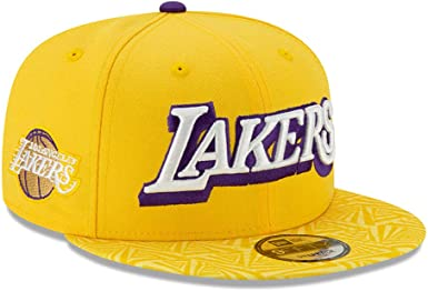 New Era Gorra 9Fifty City Lakers OfficialEra de Beisbol Baseball ...