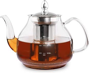 COSORI Glass Scale Line Teapot