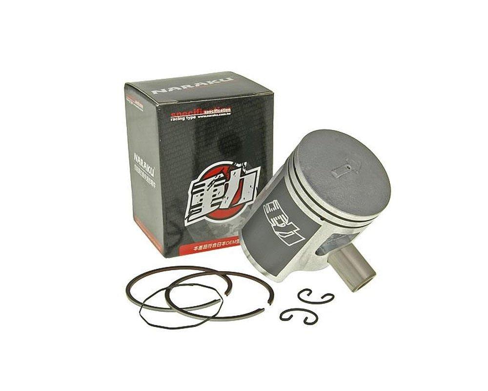 Spike X RS2 SMX Tango RS 1 Kolben NARAKU 40mm Grauguss f/ür RIEJU MRX 50cc YAMAHA DT Pro RR