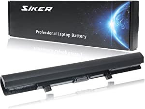 SIKER New Laptop Battery PA5185U-1BRS for Toshiba Satellite C55 C55D C55T L55 L55D L55T Series PA5186U-1BRS PA5184U-1BRS