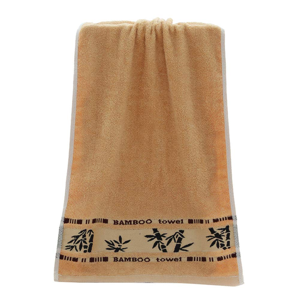 per Adulti Bagno per Viso Fibra di bamb/ù Coffee Asciugamani assorbenti Asciugamano Morbido in Fibra di bamb/ù Dyyicun12 Mani