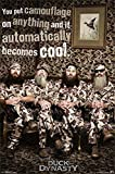 Duck Dynasty - Camo TV Poster 22 x 34in