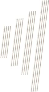 Wilton 8 Inch Lollipop Sticks 300 ct