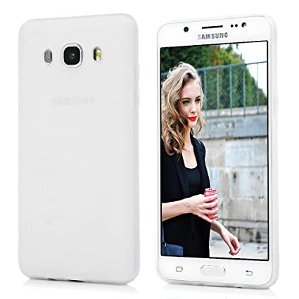 Funda Samsung Galaxy J510, Carcasa Samsung J5 2016 Silicona Gel, OUJD Mate Case Ultra Delgado TPU Goma Flexible Cover para Samsung Galaxy J510/J5 2016 ...