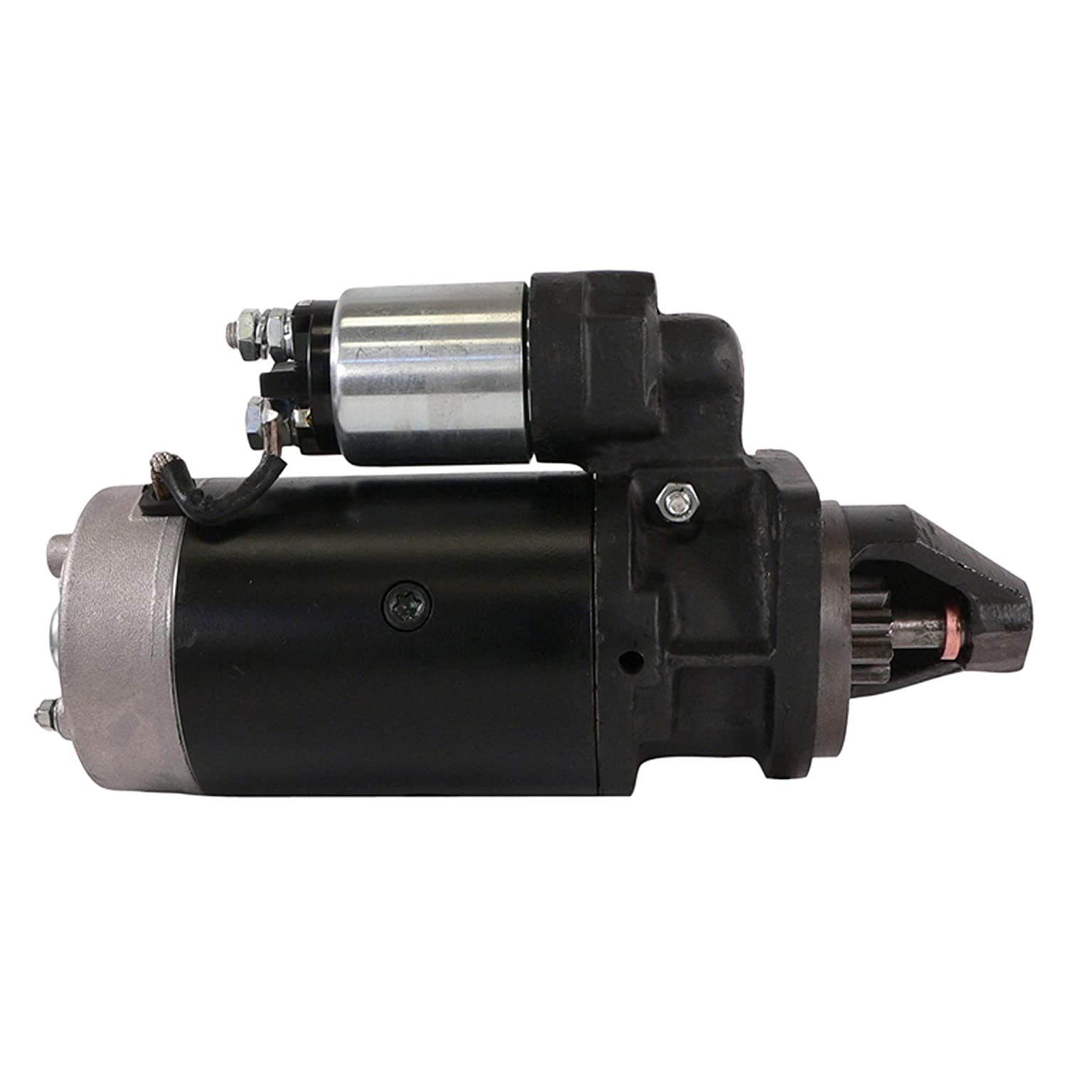 DB Electrical SBO0077 New Starter For Timberjack Caterpillar Massey With Perkins Eng 0-001-368-040 0-001-368-051 IMI45002-005 IS0993 MS369 112670 OR1903 410-24189 18254 IS0993 3091293-M92 2-2299-BO