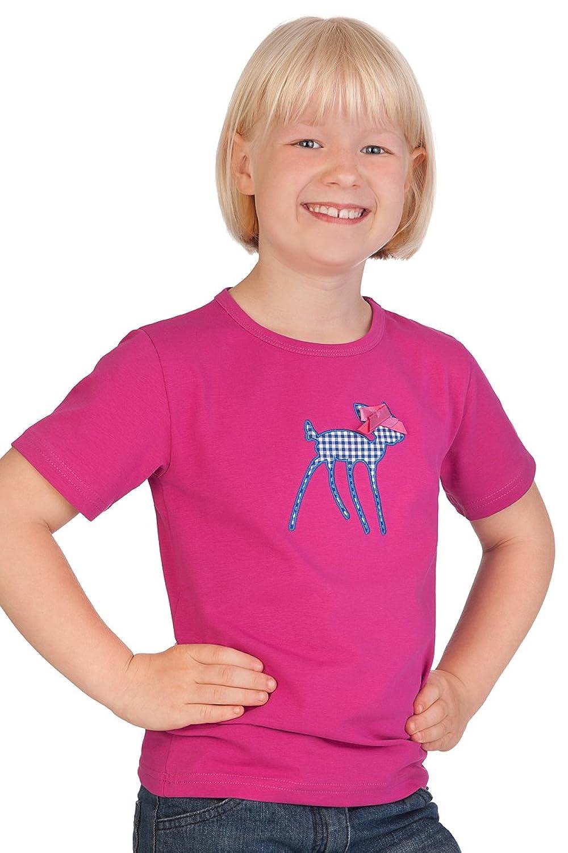 Trachten Kinder Fun-Shirt - KARLI - pink