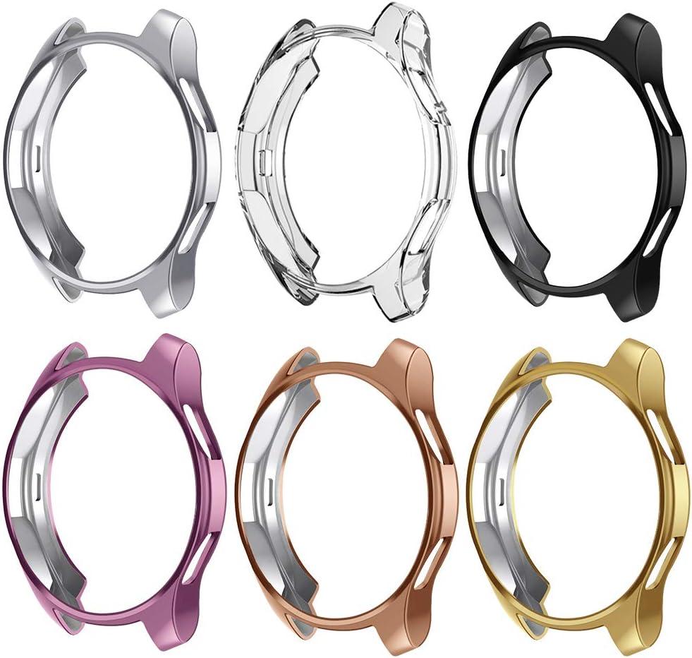Marcos Protectores Para Reloj Samsung Galaxy Watch 42mm [6u]