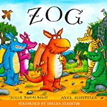Zog Audiobook by Julia Donaldson Narrated by Imelda Staunton
