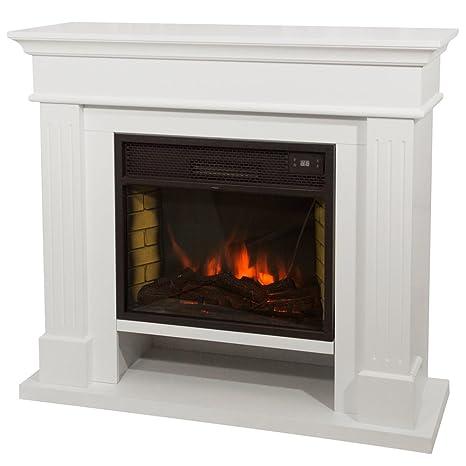 Divina Fire chimenea eléctrica 2000 W calefactor efecto llama viva vulcano-b