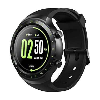 Diggro DI07 Smartwatch RAM 512MB ROM 8GB 3G incorporado Nano SIM WIFI Android 5.1 Bluetooth 4.0 MTK6580 1.1GHz Quad Core Procesador y Smart Band Dual ...