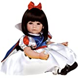 "Adora Toddler Classic Snow White 20"" Girl Weighted Doll Gift Set for Children 6+ Huggable Vinyl Cuddly Snuggle Soft Body Toy"