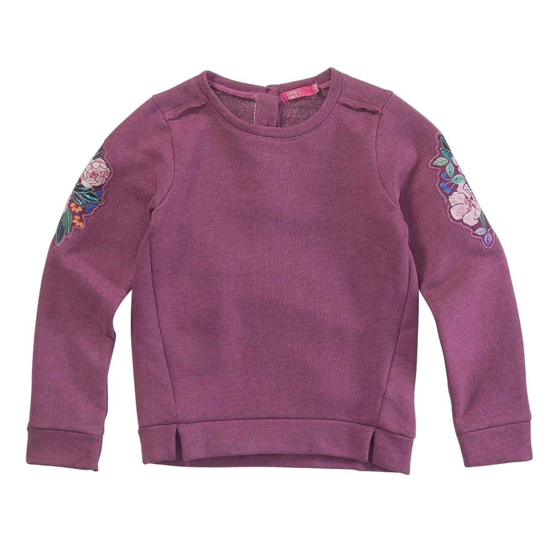 Cakewalk Girls Mädchen Sweatshirt Shirt NONAV in Purple Berry Melange