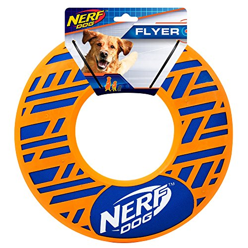 Force Grips (Nerf Dog 10-inch Force Grip Flyer)