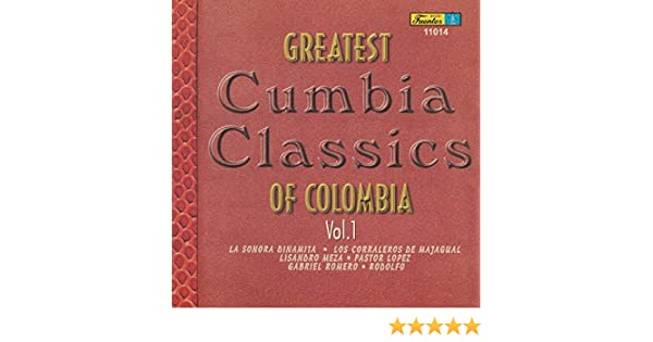 Greatest Cumbia Classics Of Colombia, Vol. 1 by Various artists on Amazon Music - Amazon.com