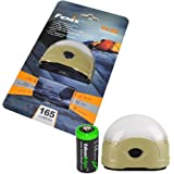 Fenix CL20 165 Lumen dedicated camping light with EdisonBright CR123A Lithium battery