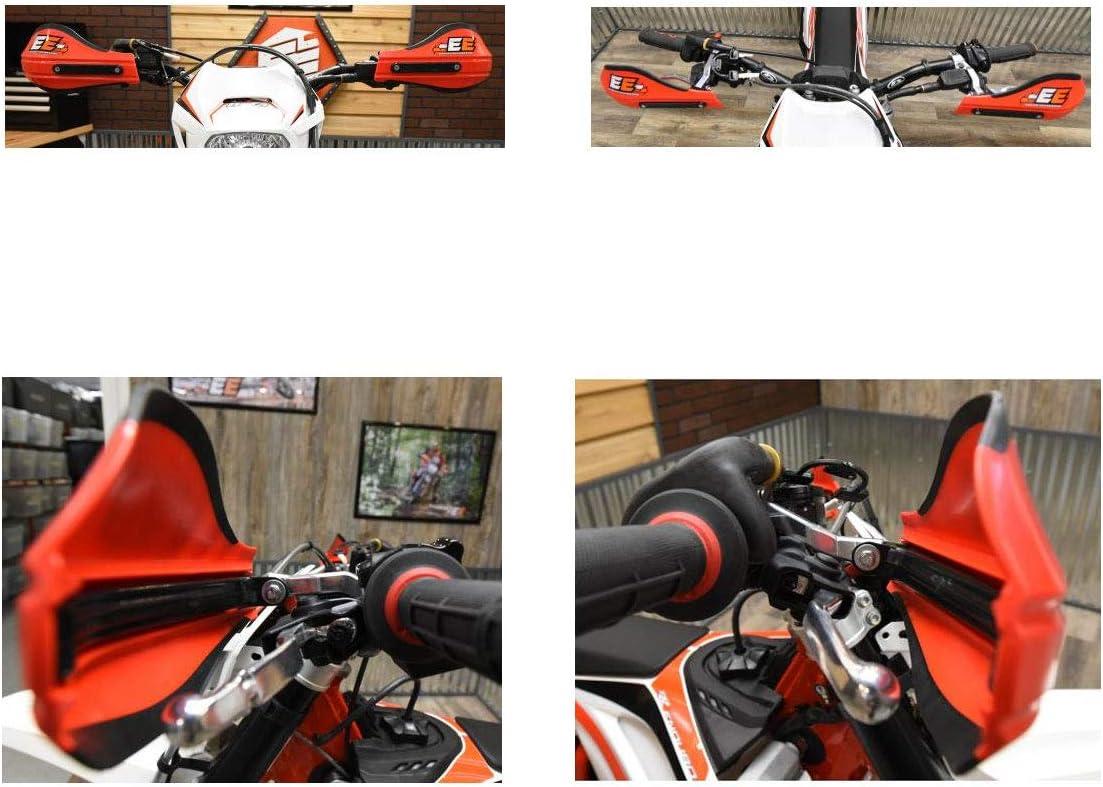 Enduro Engineering Aluminum Open Ended Moto Roost Deflector Mount Kit for Beta