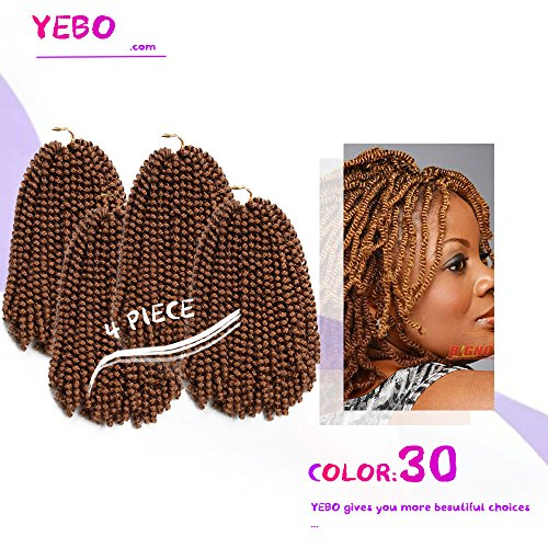 spring crochet braiding Synthetic Extensions product image