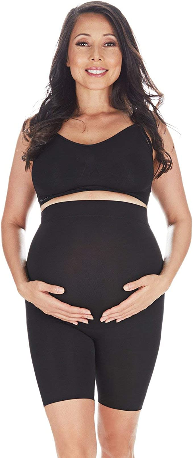 Slimme High Waist Maternity Thigh Shaper At Amazon Women S Clothing Store