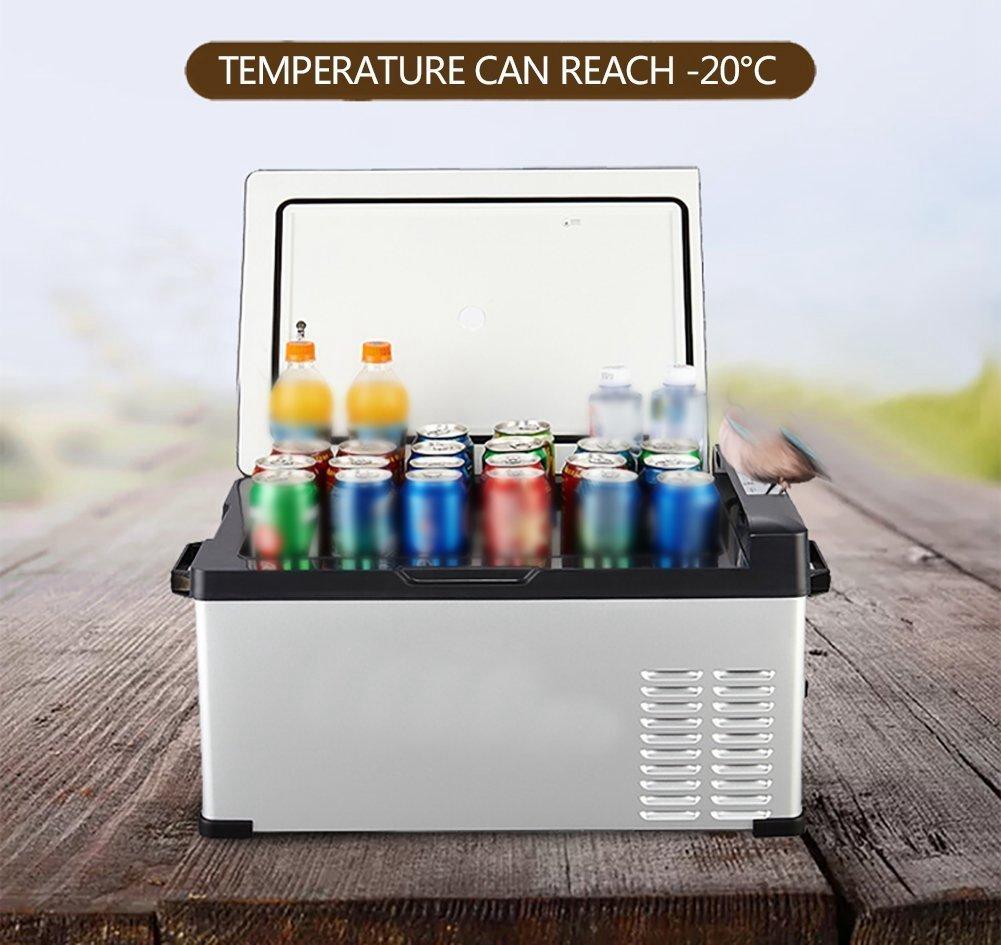 GEGEQUNAERYA Refrigerador pequeño eléctrico casero del Viaje del hogar: Amazon.es: Deportes y aire libre