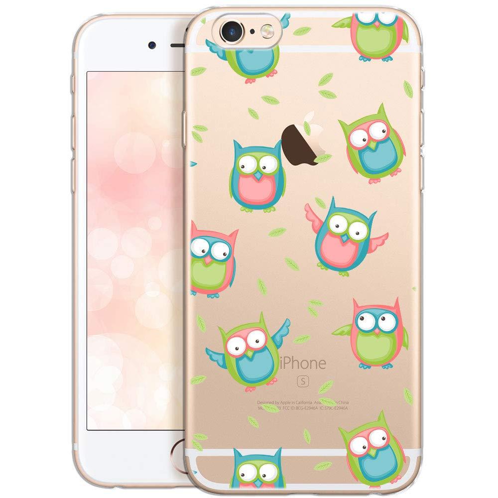 iPhone 7 \/ iPhone 8 NFL085 Acuarela de flores moradas OOH!COLOR