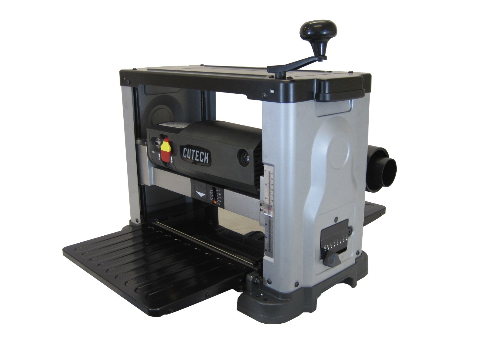 Cutech 40600H-CT 13'' Spiral Cutterhead Planer - Deluxe Model Plus