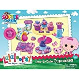Cra-Z-Art Softee Dough Lalaloopsy Cra-z-Cute Cupcakes Playset