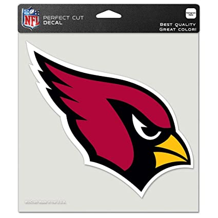 651857c96d8 Amazon.com   Wincraft NFL Arizona Cardinals Die-Cut Color Decal