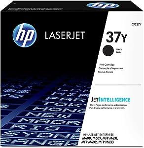 HP 37Y | CF237Y | Toner Cartridge | Black | High Yield, original