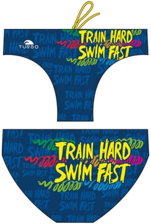 Turbo Bañador Hombre Swim Fast – Pantalones de natación para ...