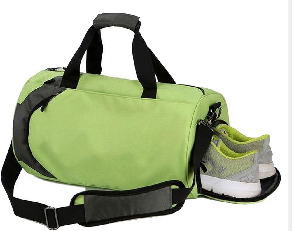 Joyloading Sports Gym Duffel Bag Shoes Compartment Inside