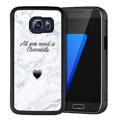 Amazon.com: Love Yourself - Carcasa de TPU para Samsung ...